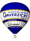 nieuwe luchtdoop luchtballon